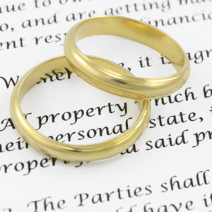Elder Law Lawyer: Prenups Harm You Even After Spouse Dies