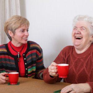 10 ways to help seniors have a happy holiday season