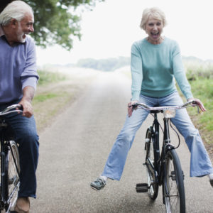 Improve Balance in the Elderly and Prevent Falls