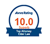 Avvo 10 Rating