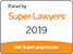 Kathleen Flammia Super Lawyers 2019 Badge