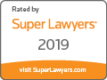 Super Lawyers 2019 Badge