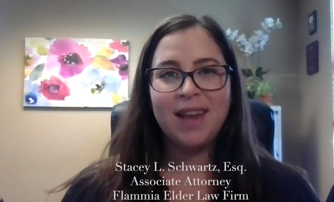 Stacey Schwartz explains Estate Planning Advanced Directives