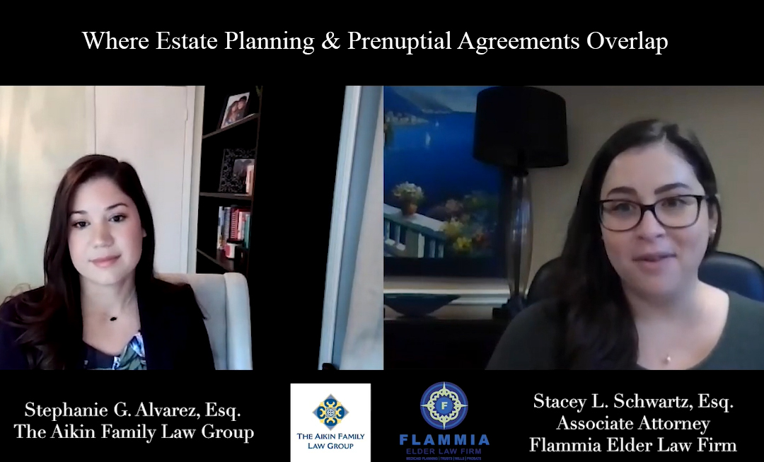 Where Estate Planning and Prenuptial Agreements Overlap